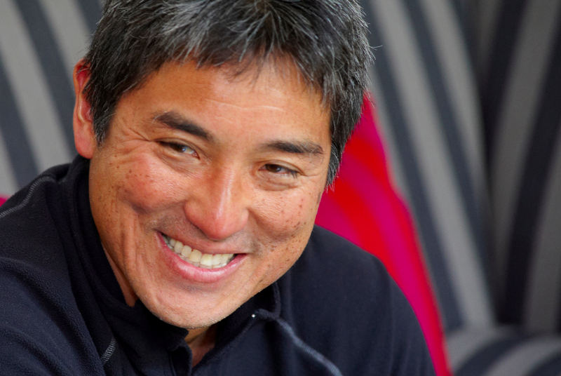 Photo courtesy of Guy Kawasaki