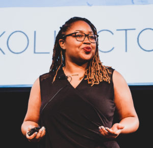 Tara Reed is a tech entrepreneur and marketer