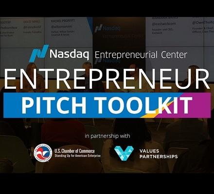 Entrepreneur Pitch Toolkit