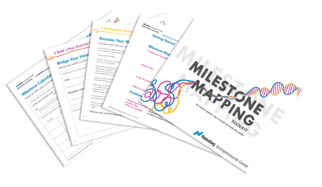 Download the Milestone Mapping Toolkit