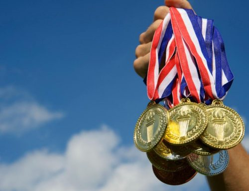 5 Habits That Winning Olympic Athletes & Successful Entrepreneurs Have In Common