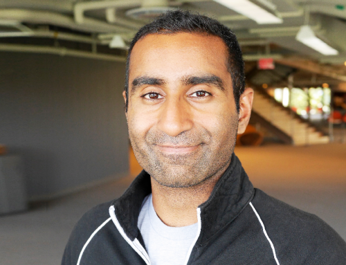 Faces of Entrepreneurship: Alok Tayi, CEO & Co-Founder of Tetrascience