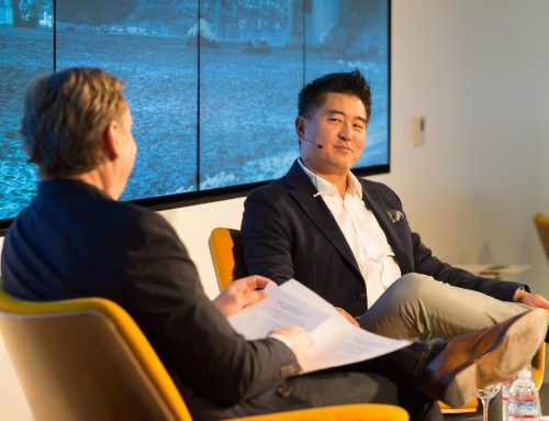 Founders' Leadership Series with John Suh, CEO of LegalZoom
