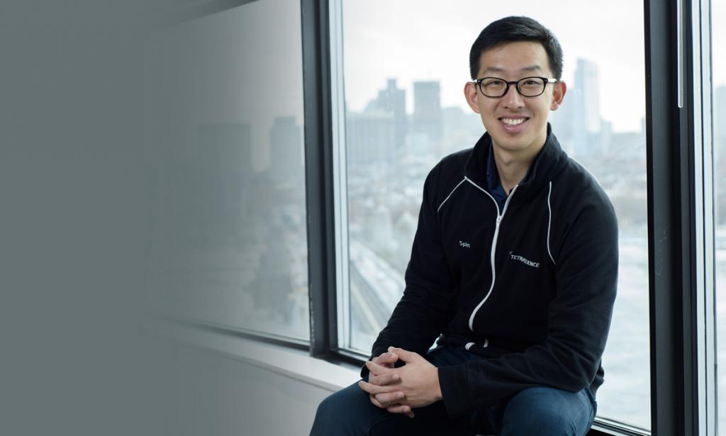 Faces of Entrepreneurship: Spin Wang, CTO & Co-Founder of Tetrascience