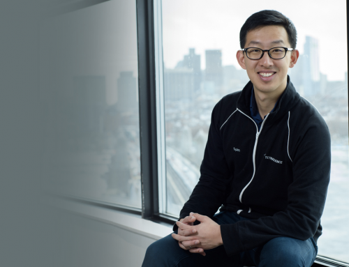 Faces of Entrepreneurship: Spin Wang, CTO & Co-Founder of Tetrascience