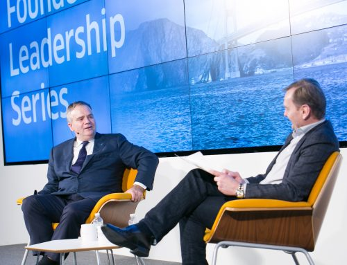 Founders' Leadership Series with Robin Hayes, CEO of JetBlue