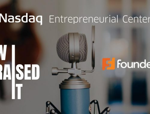 "Startup Funding 2.0: ""How I Raised It"" with Nathan Beckord, CEO of Foundersuite"
