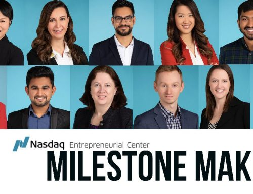 Meet the Entrepreneurs In Our 2019 Spring Milestone Makers Cohort