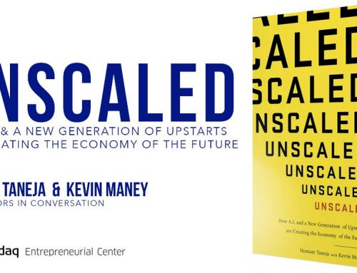Unscaled | How AI and a New Generation of Upstarts are Creating the Economy of the Future with Hemant Taneja and Kevin Maney
