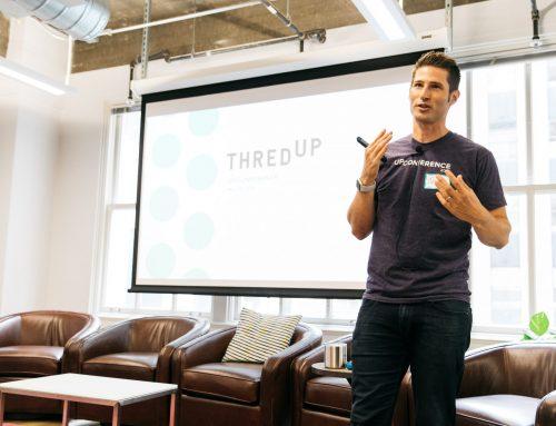 Faces of Entrepreneurship: James Reinhart, co-founder and CEO of thredUP