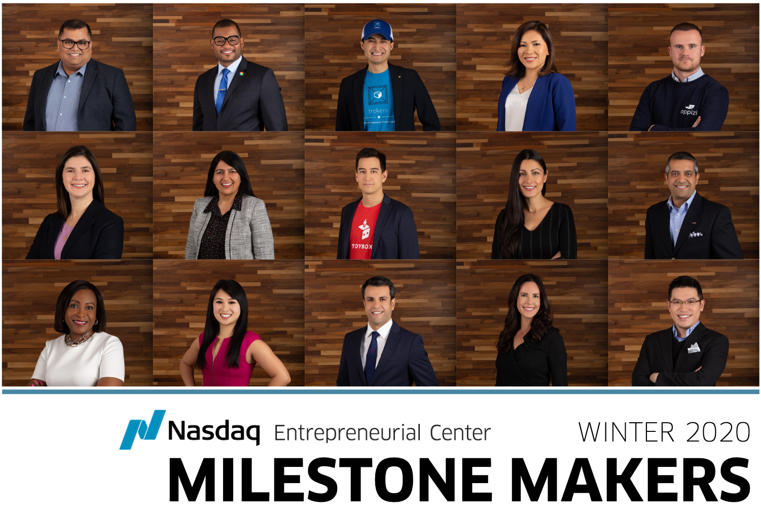 Milestone Makers Winter 2020