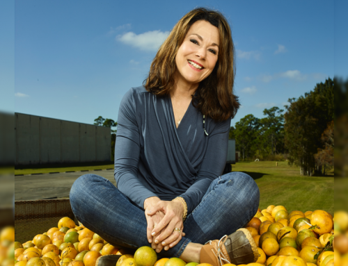 Faces of Entrepreneurship: Marygrace Sexton, Founder, Natalie's Orchid Island Juice Company