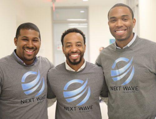 Faces of Entrepreneurship: Tony Rice II, Next Wave in Business
