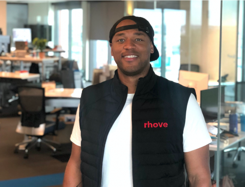 Faces of Entrepreneurship: Calvin Cooper, Rhove