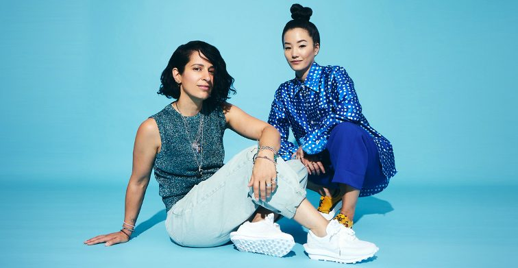 Romy Samuel and Sophia Chang, Common Ace