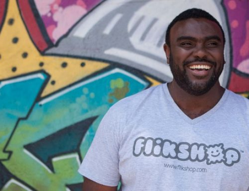Faces of Entrepreneurship: Marcus Bullock, Flikshop
