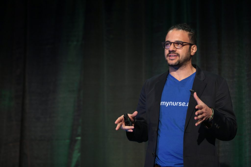 Faces of Entrepreneurship: Waleed Mohsen, Co-Founder of mynurse.ai