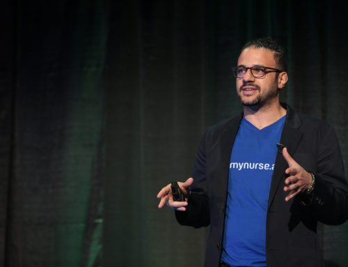 Faces of Entrepreneurship: Waleed Mohsen, Co-Founder of mynurse.ai