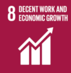 UN SDG Goal #8 Decent Work and Economic Growth
