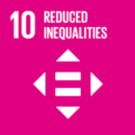 UN SDG Goal #10 Reduced Inequalities