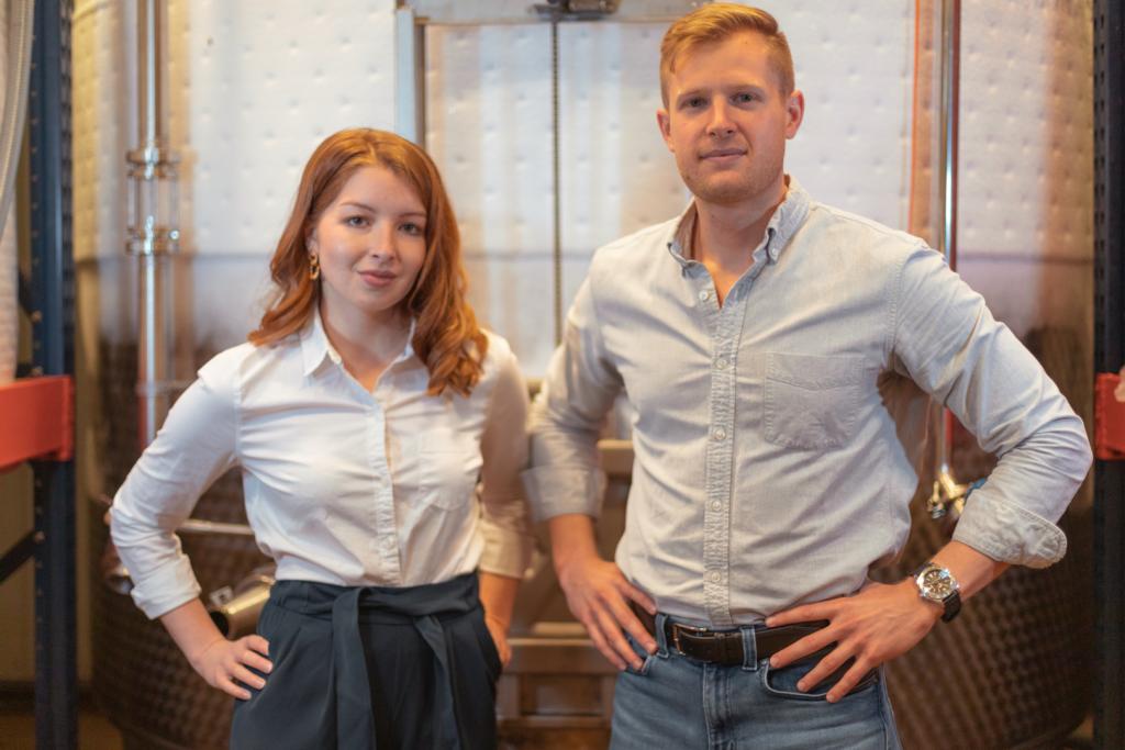 Faces of Entrepreneurship: Marisa Sergi, L'uva Bella Winery