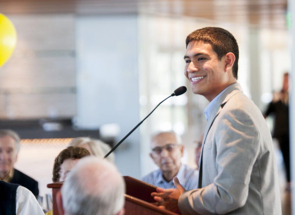 Faces of Entrepreneurship: Pedro David Espinoza, Pan Peru