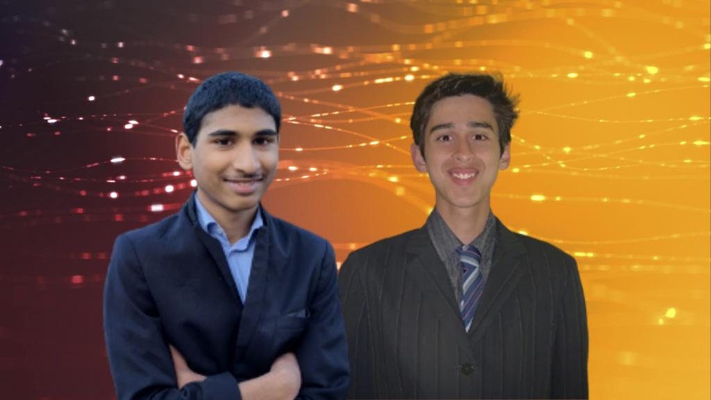 Faces of Entrepreneurship: Arnav and Arvind, SciLynk