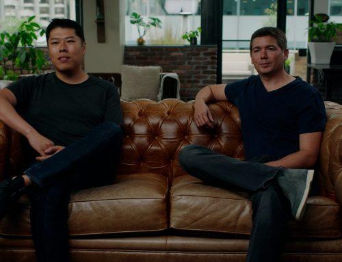 Faces of Entrepreneurship: Wayne Chang & Jeff Seibert, Digits