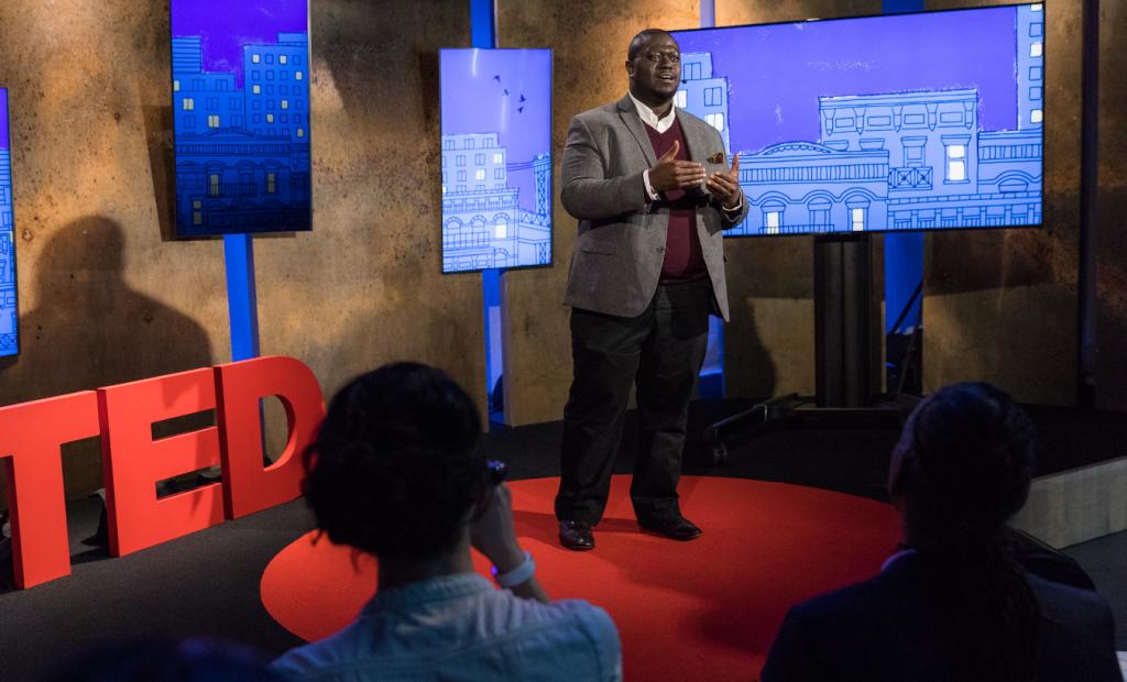 Faces of Entrepreneurship: Michael Rain, ENODI