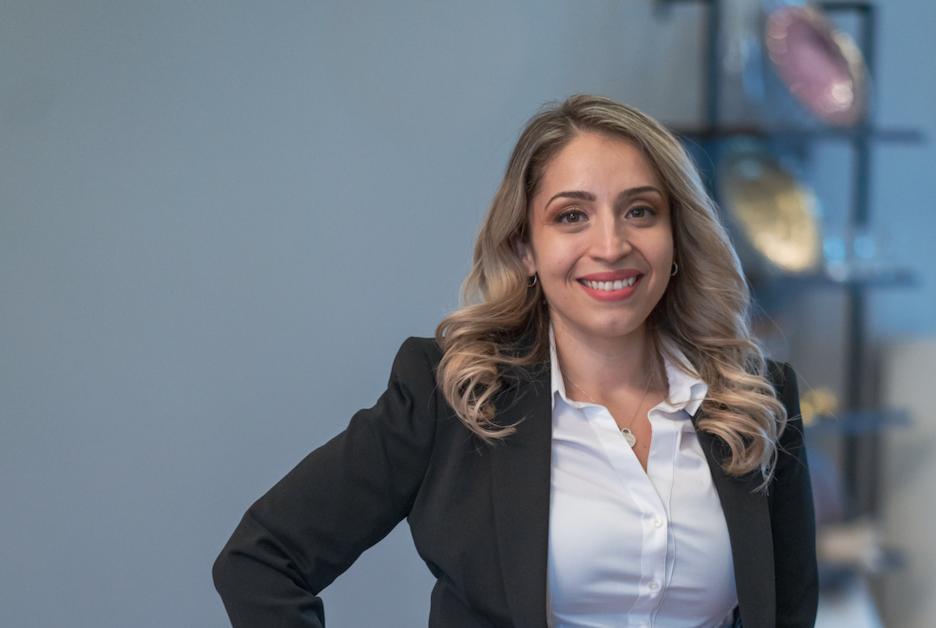 Faces of Entrepreneurship: Jennifer Ramirez, &Rise